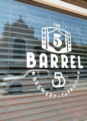 The 5 Barrel in downtown Pensacola is expected to open later this year.