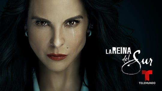 """Para Kate, en esta segunda temporada de """"La Reina del Sur"""", su personaje de Teresa Mendoza, actuó a la décima potencia."""