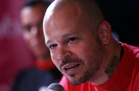 El rapero puertorriqueño Residente.