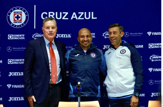 Cruz Azul es la institución que vio crecer a Óscar Pérez como guardameta.