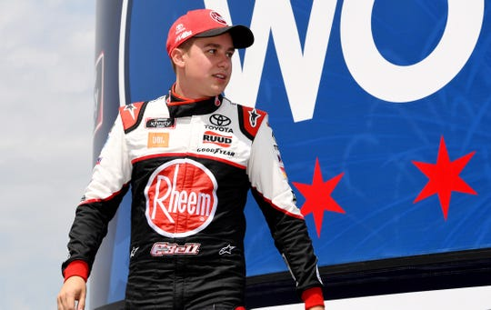 NASCAR Xfinity Series driver Christopher Bell will pay tribute to Lebanon native and former Rheem Racing Team member Sue Karli at Saturday's race in Iowa.