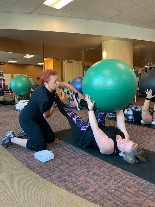 University of Nevada, Reno graduate Ashley Andrews survived Hodgkin lymphoma with the help of Saint Mary's Regional Medical Center.