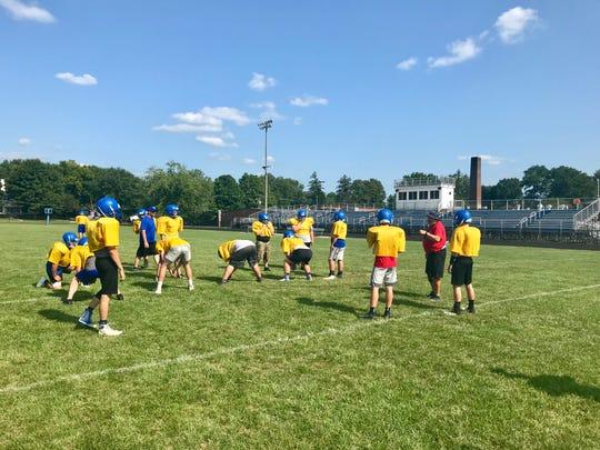 Cambridge City Lincoln practice 7/25