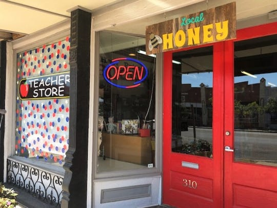 This store in downtown San Angelo has been serving teachers since 1985