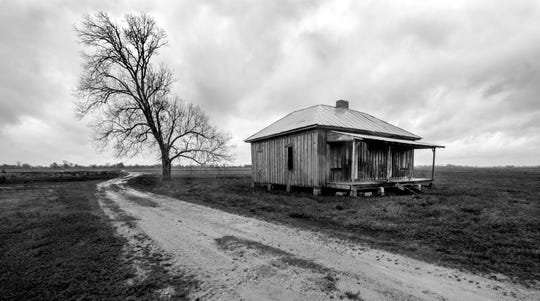 """""""Ida Belle's House"""" is a featured piece in the new exhibition, """"STILL: Photography,"""" by Neil Johnson, opening Aug. 1 at Artspace."""