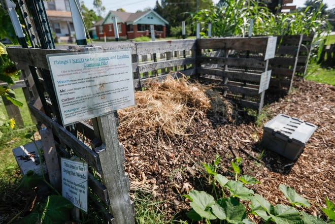 Prepare your compost unit for the influx of fall cleanup which is just a few short weeks away. Clean out units and store compost in trash cans for fall gardening. If you are just starting to compost, come by the Extension office for information on composting or go to www.uaex.edu.