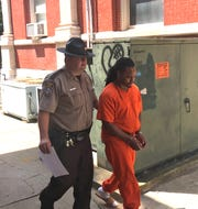 Darryl B. McClurkin II was sentenced to seven years in prison Friday during a hearing in Augusta County Circuit Court.