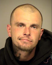 William Bershers, 29, was arrested on the suspicion of grand theft and commercial burglary, police said.
