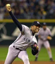 Former NY Yankee's ace Mariano Rivera's pre-game ritual? A glass of chocolate milk, of course!