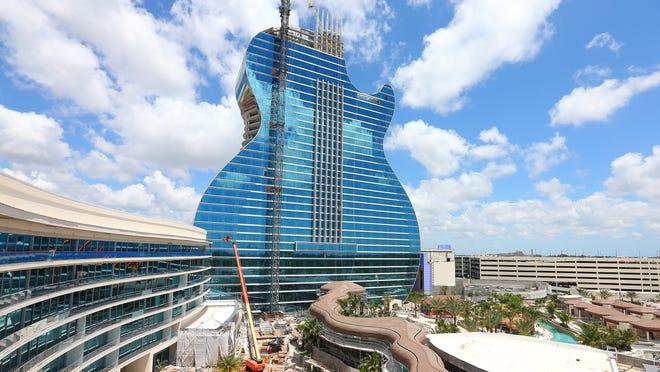 at hard rock hotel and casino
