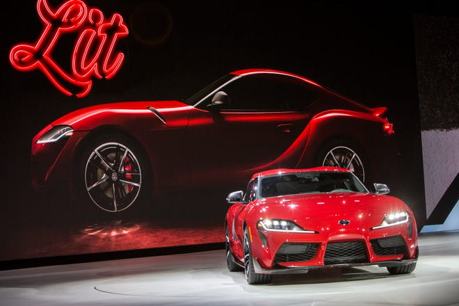 The 2020 GR Supra pushes all the right buttons for fun: eager powertrain, crisp handling and grin-inducing exhaust.