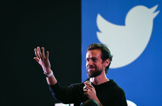 Twitter CEO and co-founder Jack Dorsey's Twitter account was compromised Friday.