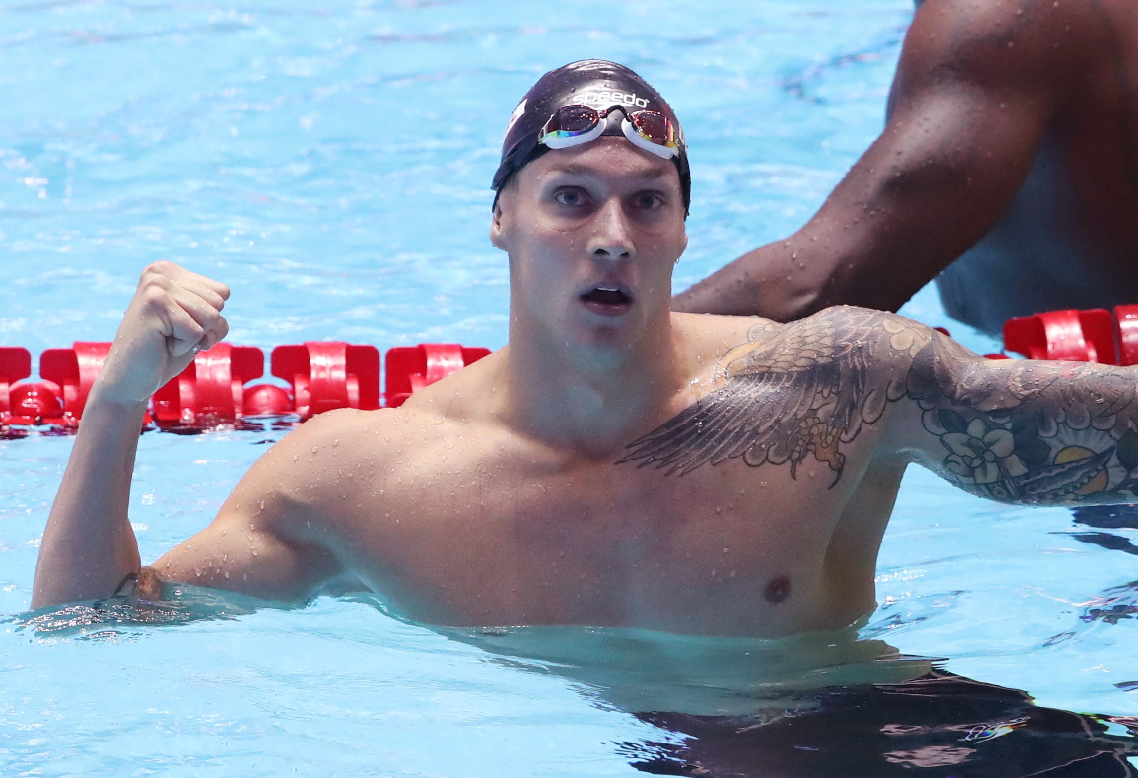 Caeleb Dressel Is 2nd Swimmer To Break Michael Phelps Record This Week