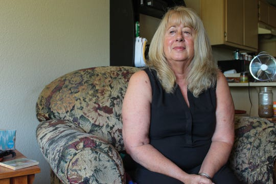 Sherry Swan is one of many Californians who have filed complaints to the state's Senior Medicare Patrol about potential fraud related to genetic tests.