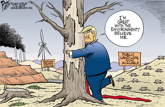 Trump and the Environment