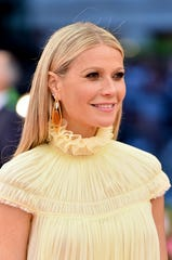Gwyneth Paltrow attends the 2019 Met Gala on May 6, 2019 in New York City.