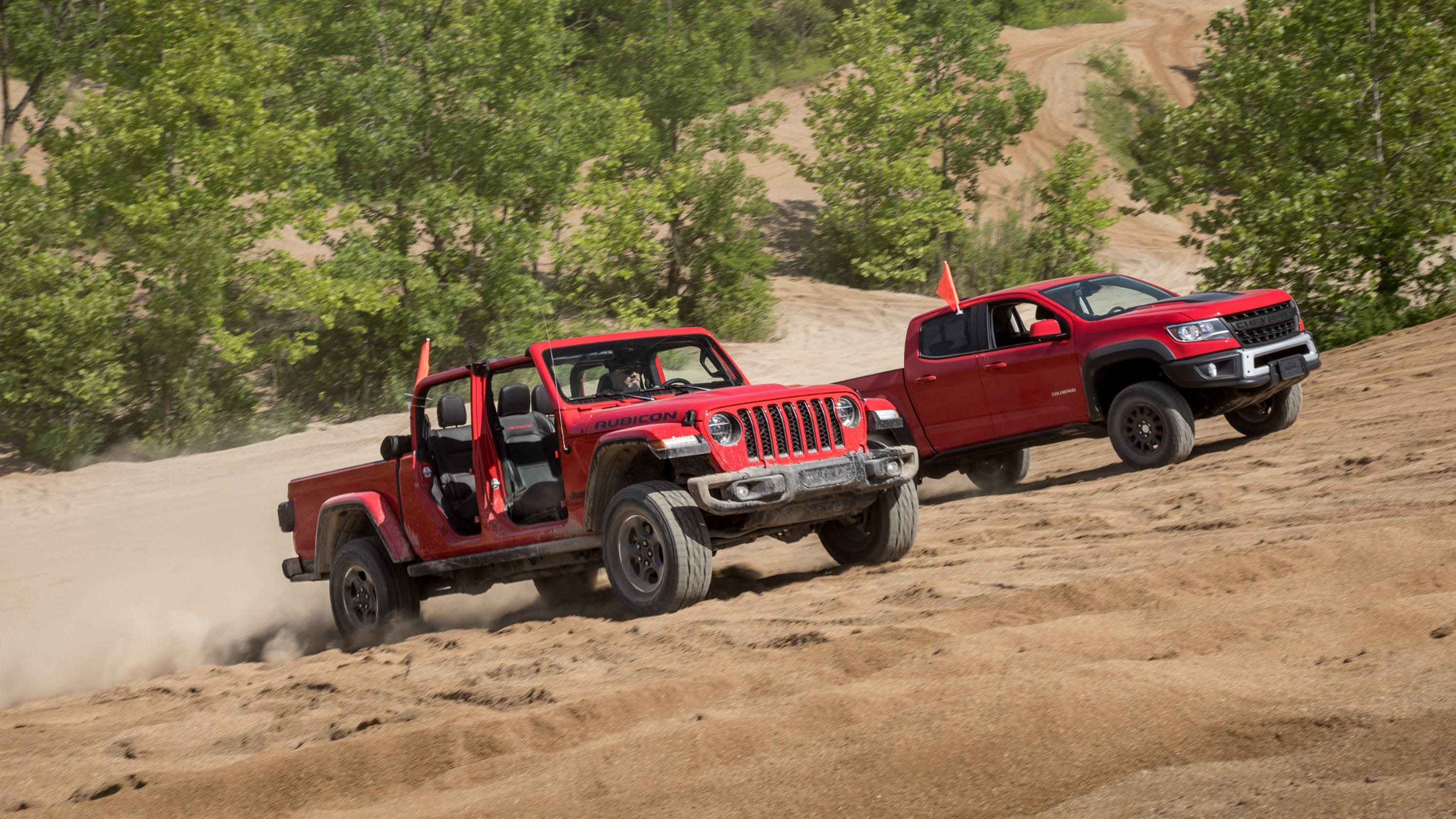 best budget trail camera 2020 2020 Jeep Gladiator review: Doorless is fun, but this Jeep offers more