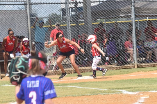 The 2019 Dixie World Series kicked off Saturday, July 27, 2019 at Johnny Downs Sports Complex. 