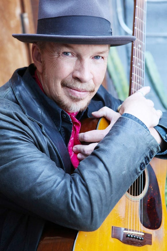 "Dave Alvin celebrates the 25th anniversary of his ""King of California"" album with a show at the Treehouse Cafe on Bainbridge Island."