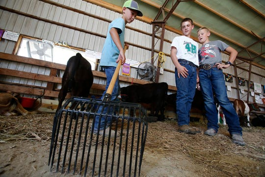 Some county fair organizers in Iowa are exploring the possibility of having virtual judging of 4-H competitions if in-person gatherings are unable to be held.