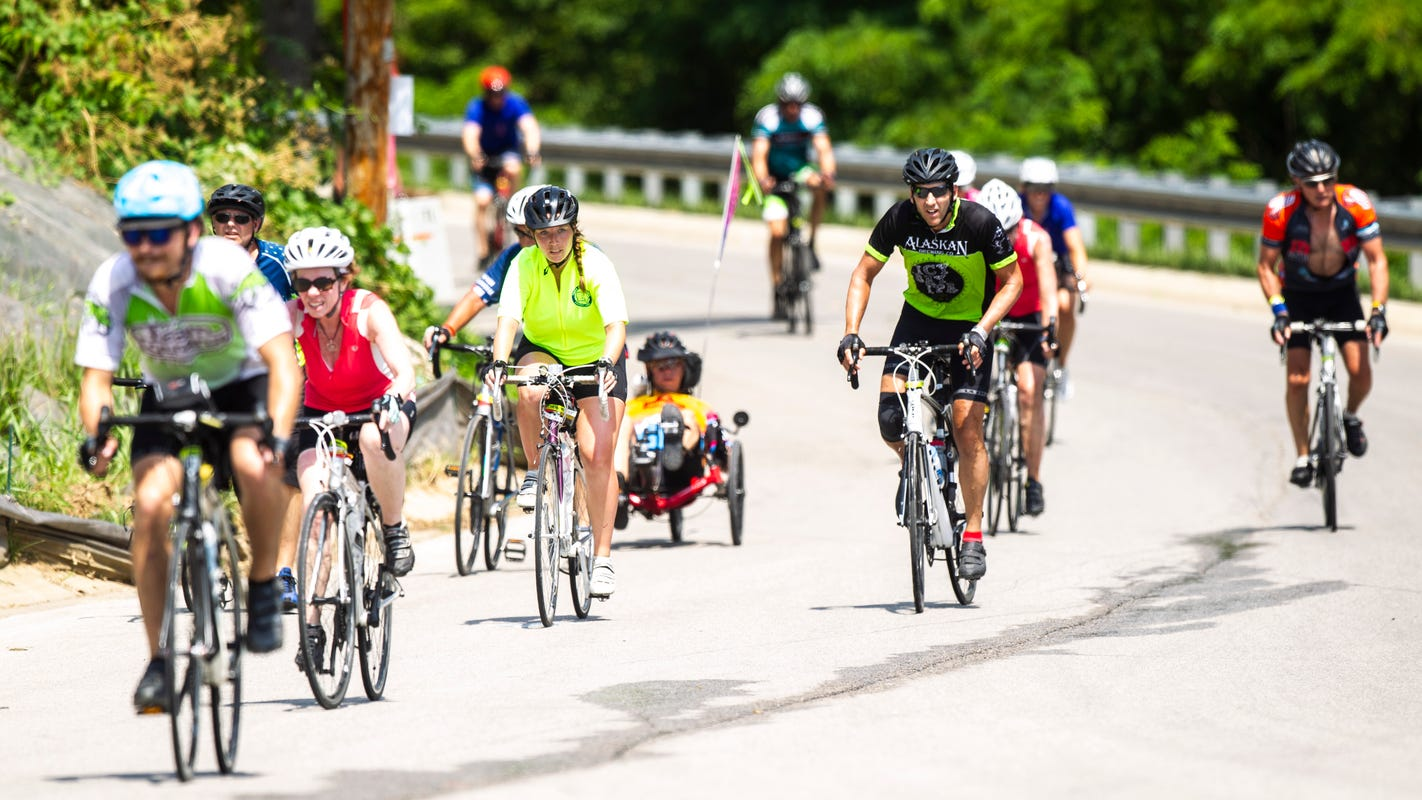 RAGBRAI announces 2020 route: Annual cycling event will pass through these Iowa towns