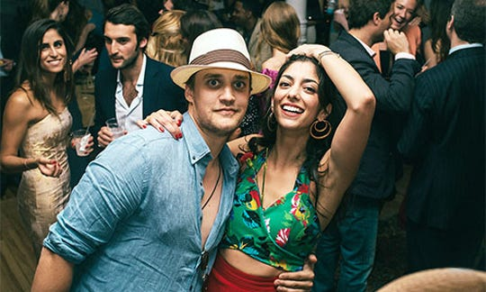"Promoters suggest ""summer chic"" attire for Friday's Havana Nights."