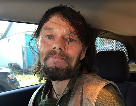 This photo provided by the Monterey County Sheriff's Office shows Kim Vincent Avis, also known as Ken Gordon-Avis, on Friday, July 26, 2019. The Scottish man who authorities say faked his death off California's Carmel coast to avoid rape charges back home was arrested in Colorado Springs, Colo., a week earlier, authorities announced Friday.