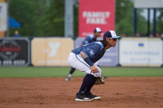 Whitecaps third baseman Nick Quintana, despite a strong arm, has accumulated 13 errors in 30 games.