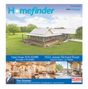 Check out this week's edition of Homefinder to find your dream home in Acadiana.