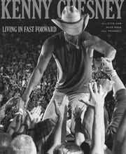 Kenny Chesney will release a limited addition, museum quality coffee table book to members of his fan club.