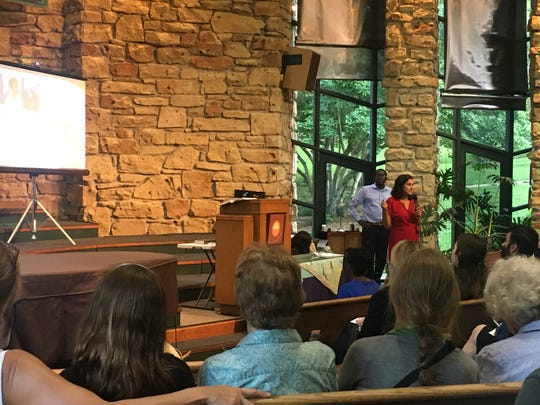 Tennessee Immigrant & Refugee Rights Coalition (TIRRC) held a public forum entitled Beyond Welcoming: Dismantling Nashville's Deportation Pipeline on Thursday with hundreds of attendees.