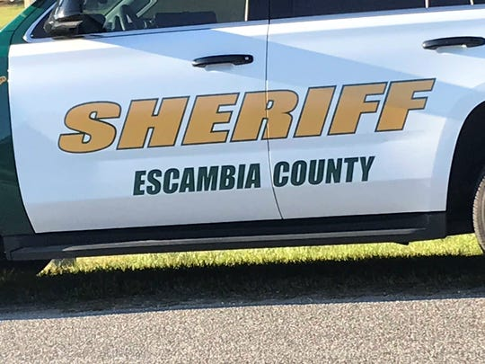 An Escambia County Sheriff's Office patrol vehicle