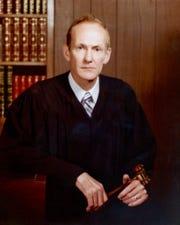Retired Arizona Supreme Court Justice James Moeller