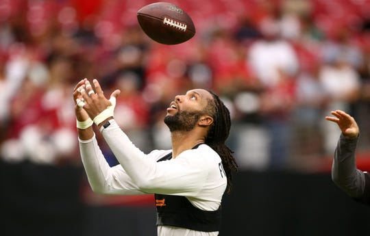 Larry Fitzgerald is a staple in the NFL Top 100 rankings.