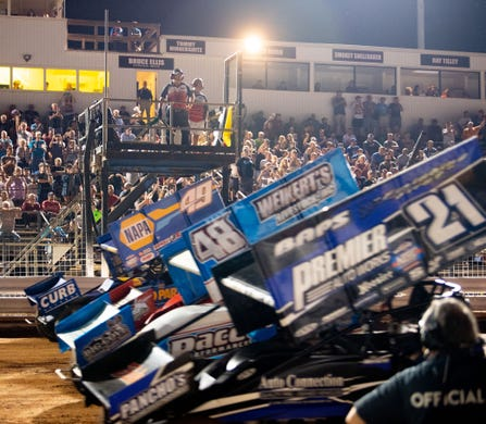 Williams Grove Speedway accident: Tragedy won't keep racing
