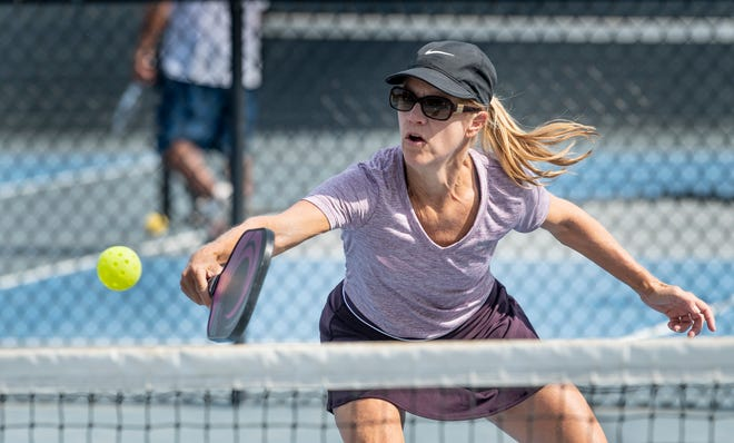 It's three years since pickleball players in Sebastian approached the city, asking for their own dedicated courts. As close to completion as the project now is, it could be another month until the eight courts on Airport Drive east are ready for play.