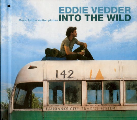 "Cover of the ""Into the Wild"" motion picture soundtrack."
