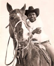 Cleo Hearn became the first African American man to win a national calf-roping event with his 1970 victory at the Denver National Western.