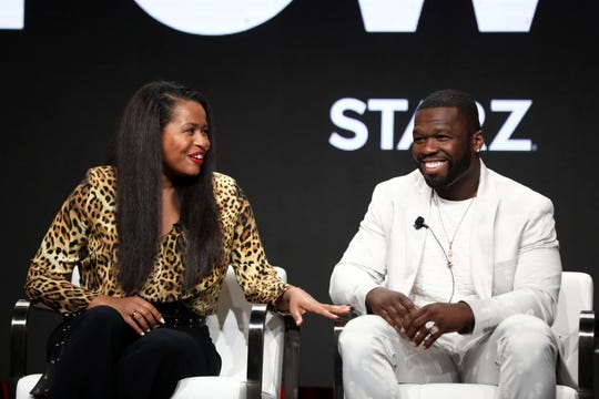50 Cent blames race for few Power awards