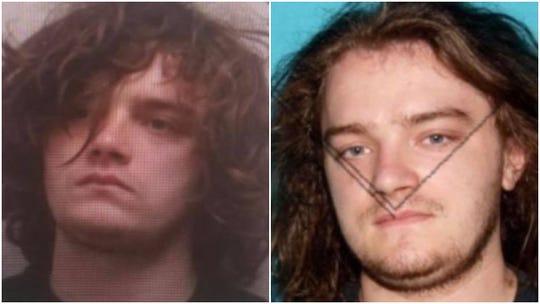 Blake Ludy, both images