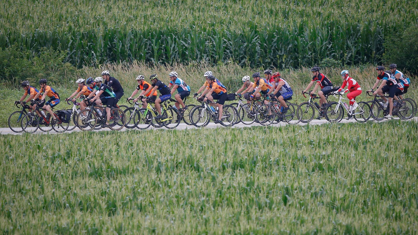 Watch live: RAGBRAI to announce 2020 route, overnight towns Saturday