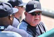 Manager Ron Gardenhire and the Tigers are contemplating their roster as they struggle through July.