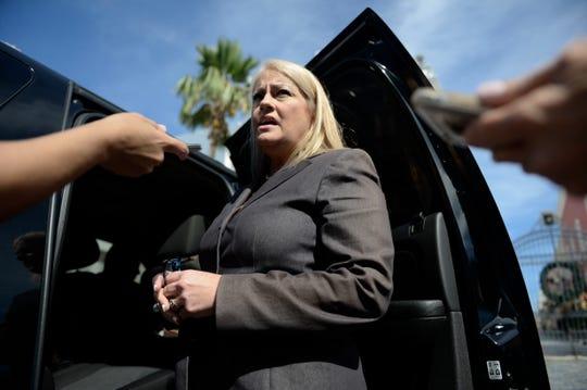 Justice Secretary Wanda Vázquez