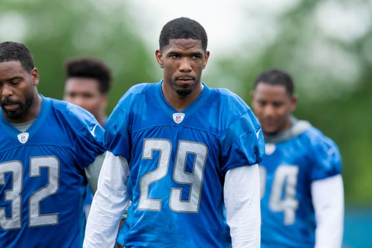 New Lions cornerback Rashaan Melvin is reunited with his former defensive coordinator in New England in Detroit head coach Matt Patricia.