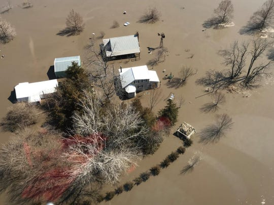 Mental health care shortage in evidence in flood-hit Iowa