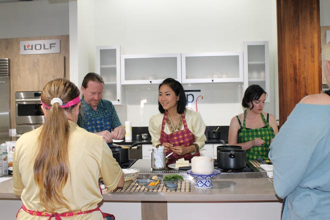 Recent transplant to Lafayette Orawin Green is hosting HeyThai, cooking classes about the fundamentals of authentic Thai cuisine.