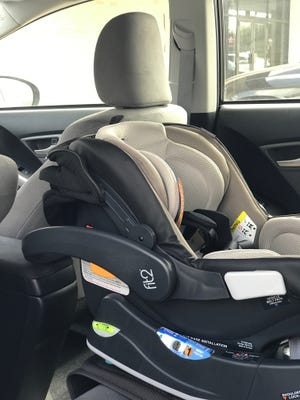 Louisiana state law regarding car seat restraints are changing as of Aug. 1.