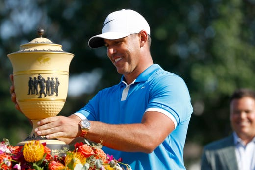 WGC-FedEx St. Jude Invitational: Final scores from TPC Southwind in Memphis