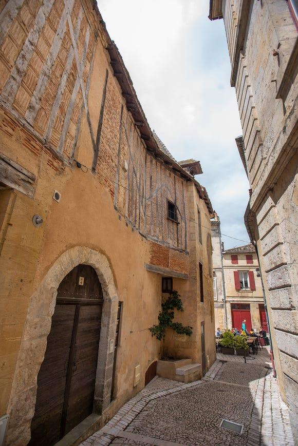 Bergerac, France.