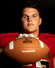 Ravenwood's Graham Barton is the No. 17 college football prospect in Tennessee as ranked by the USA Today Network - Tennessee.